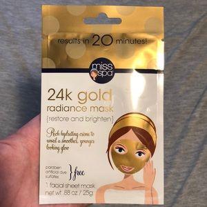 24k Gold Radiance Mask